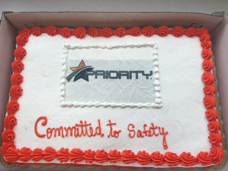 Priority - Committed to Safety